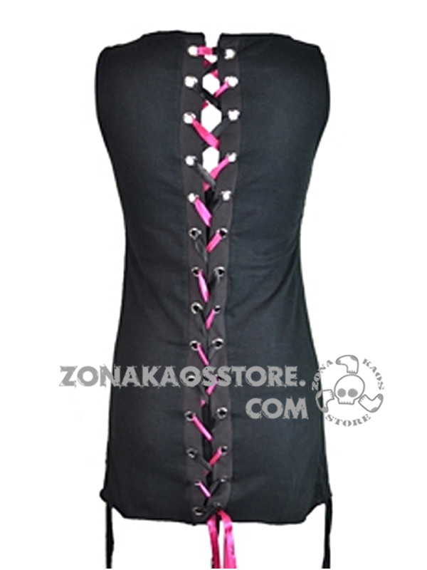 Vestito Dark Bye Bye Kitty 6