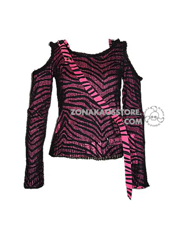 Maglia fever Pink Poizen Industries 2