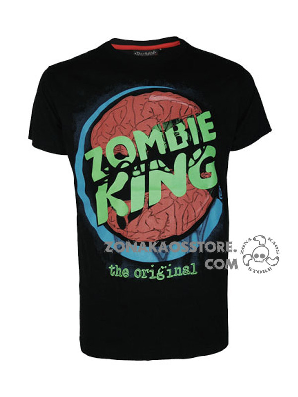 T-shirt Zombie King Darkside