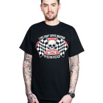 T-shirt Live Fast Toxico 1