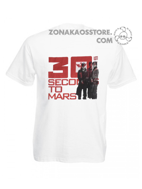 T-Shirt 30 Seconds To Mars 3