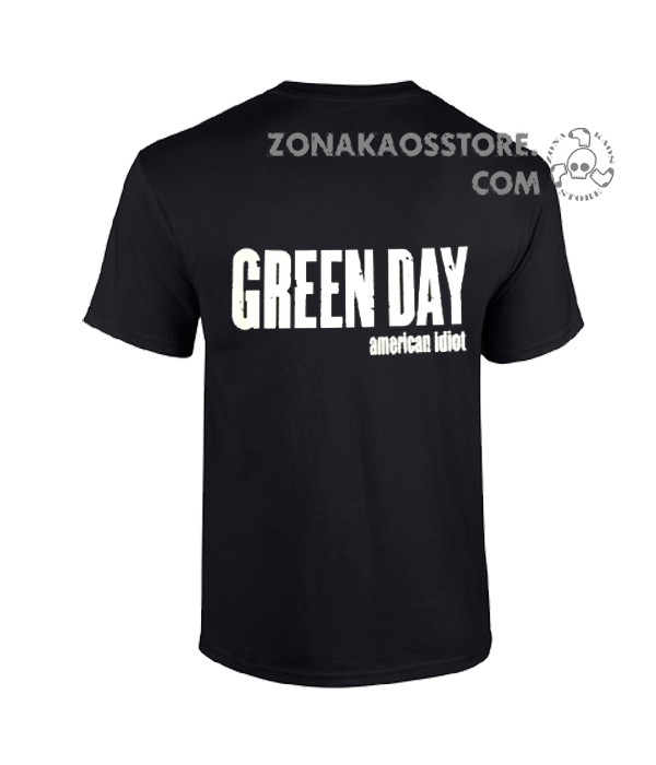 T-shirt Green Day 1